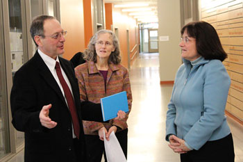 Representative Kuster Visits Keene State College
