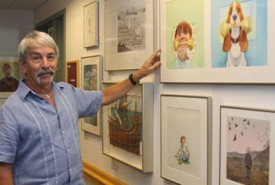 Children's Literature Festival Gallery Gets Grant