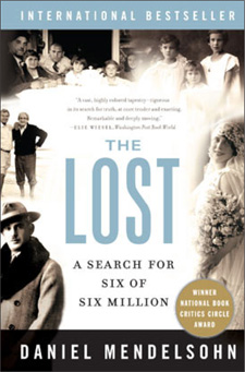 The Lost: A Search for the Six of the Six Million