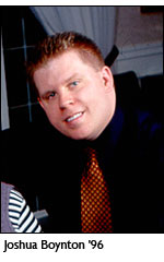 Joshua Boynton '96 photo