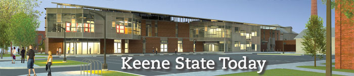 KEENE STATE TODAY, Architect's rendering of new TDS Center