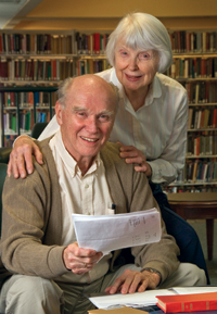 Image of Paul and Dorothy Bothwell
