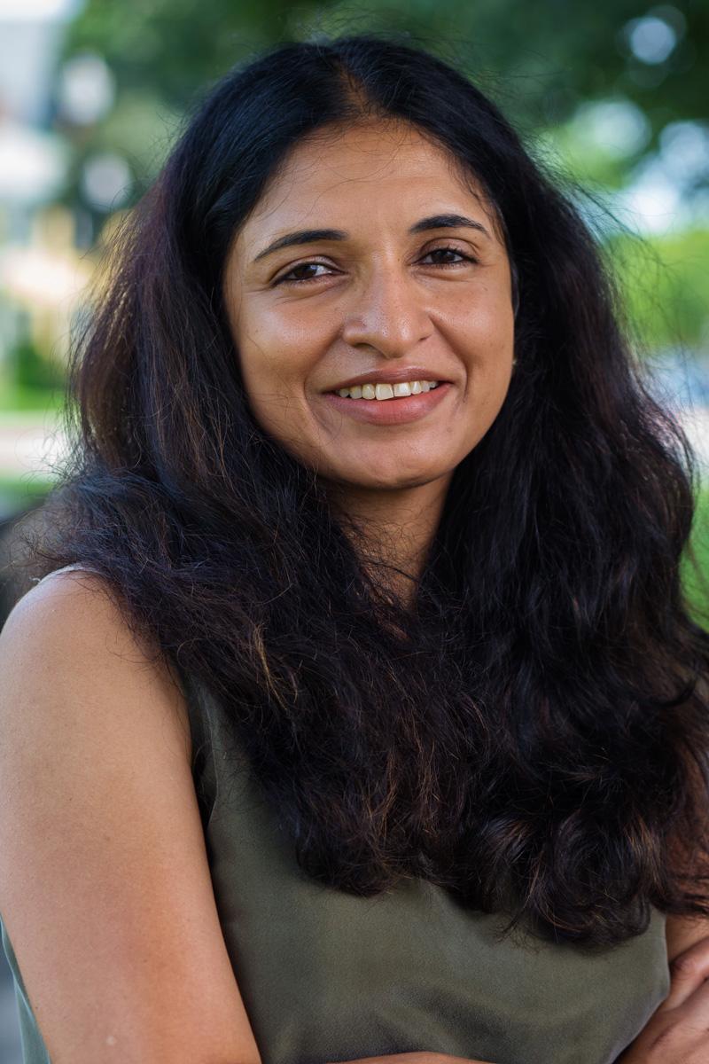 Photo of Dr. Brinda Charry