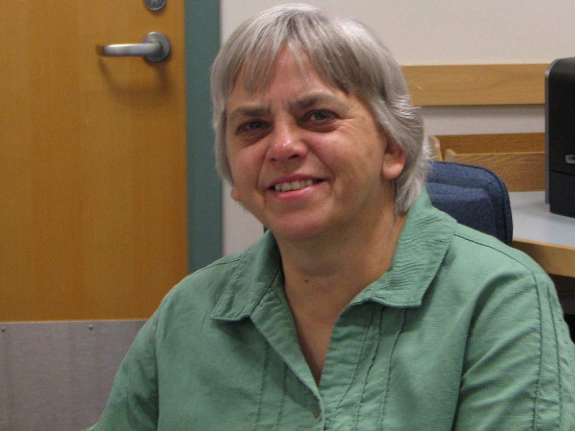 Photo of  Carol  Clark