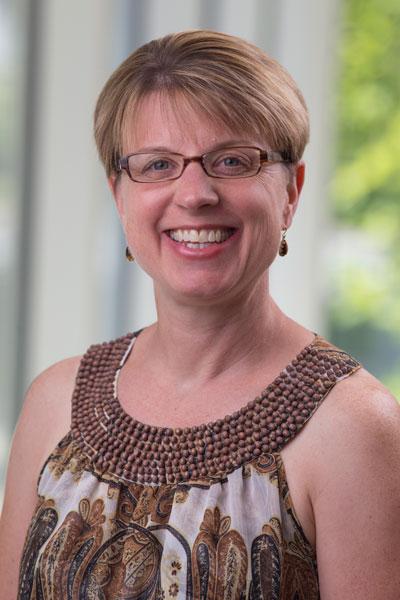 Photo of Dr. Becky  Dunn RD, LD