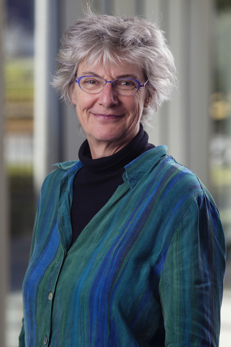 Photo of Dr. Renate  Gebauer