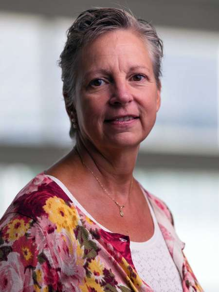 Dean of Students, Gail M. Zimmerman