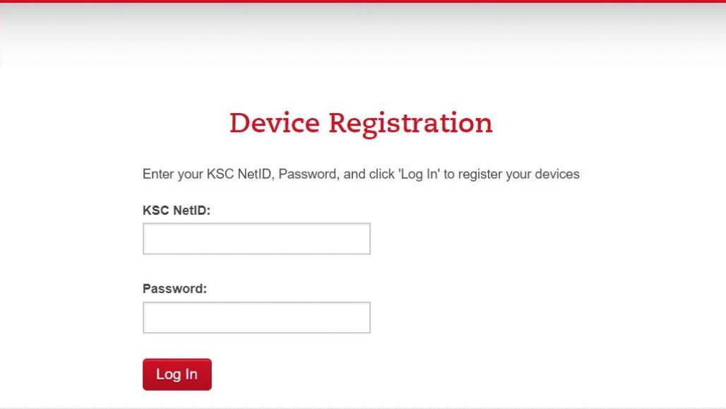 IT Onboarding Devices-Device Registration