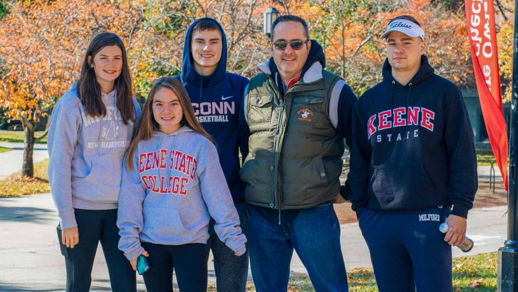 Parent/Family Weekend 2019