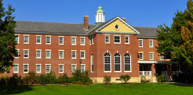 Fiske Hall