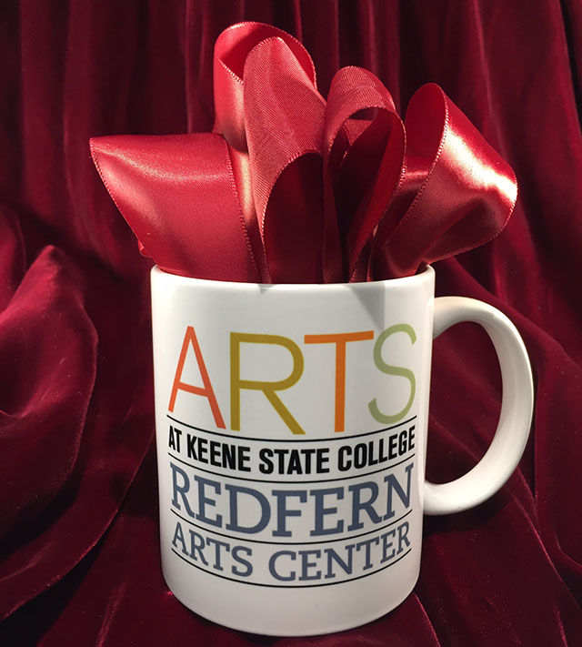 Happy holidays from the Redfern Arts Center.