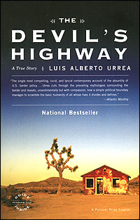 Luis Alberto Urreas The Devils Highway
