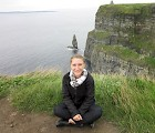 Courtney Duff in Ireland