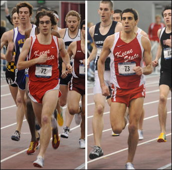 Left: Craig MacPherson; right: Peter Najem. Photos courtesy of Rose-Hulman Institute of Technology.