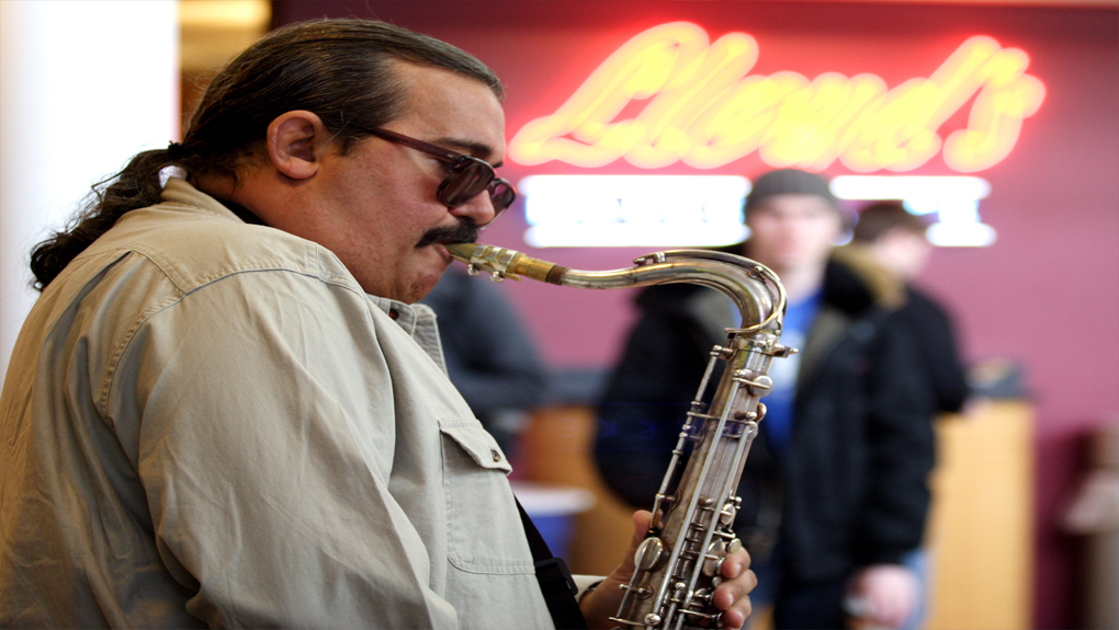Scott Mullett and guests will perform at the Feb. 12 Faculty Jazz Recital.