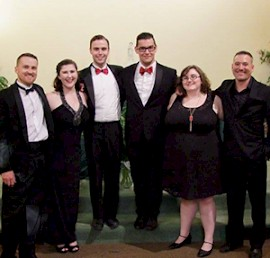 Keene State Vocalists Sing in St. Andrews Spring Festival