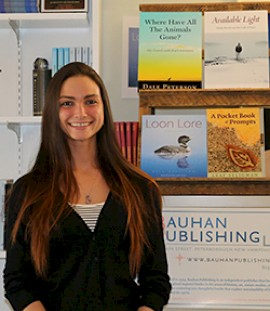 Turning the Page: Student Turns Internship into a Job with Local Publisher