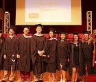 Keene State's newest crop of master's degree recipients, with certification in special education