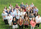 Keene State participants at NH-INBRE's Annual Meeting