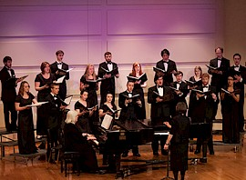 Keene State Hosts 7th annual Cantate! High School Choral Festival
