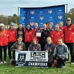 Keene State College women's cross country