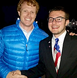 Keene State Student Elected State Representative