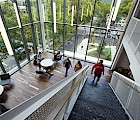 Keene State College's new Living & Learning Commons