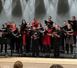 KSC Chamber Singers – Building Community through Beautiful Music