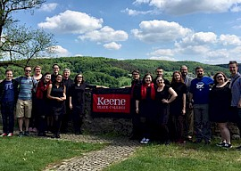 Keene State College Singers Reconnect with Partner City Einbeck, Germany