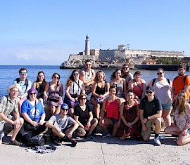 Honors and Geography Students Explore Cuba