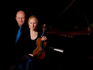 Steinberg Duo performs Feb. 18 as part of the Redfern Presenting Series.