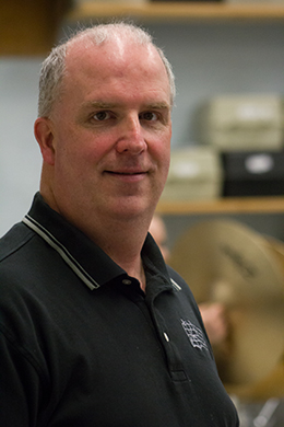 Glen D'Eon '93, NHMEA's Distinguished Music Educator of the Year