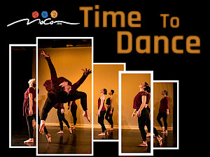 TIme to Dance peformed at 2 & 7 p.m. Satruday, Jarnuary 20.