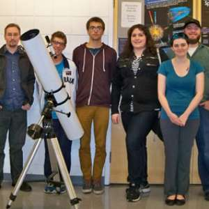 Astronomy Group, 2014