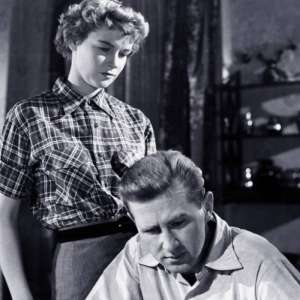 The Whistle at Eaton Falls (1951)Directed by Robert SiodmakShown: Diana Douglas, Lloyd Bridges