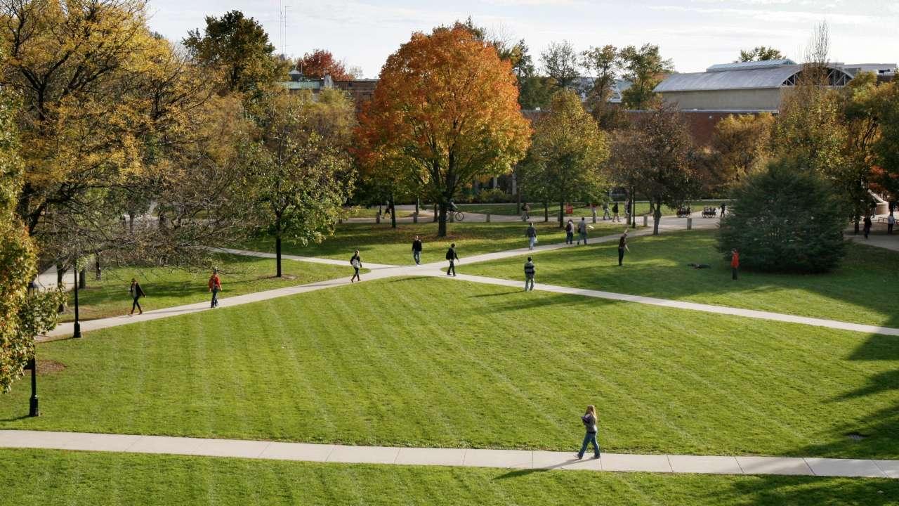 Find Your Way Around · Campus · Keene State College Kean University Campus Map Pdf on