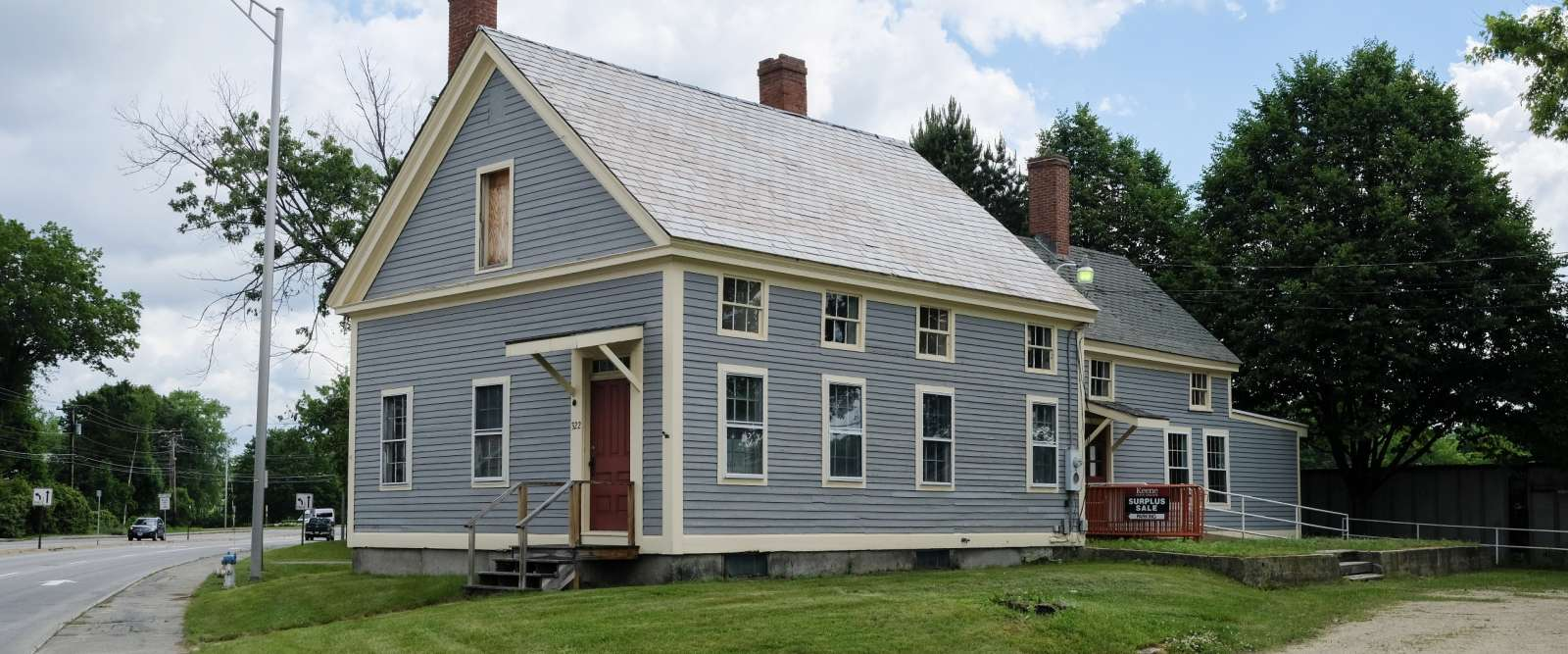 Surplus House