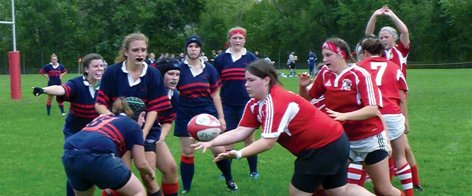 Women's Rugby 2010