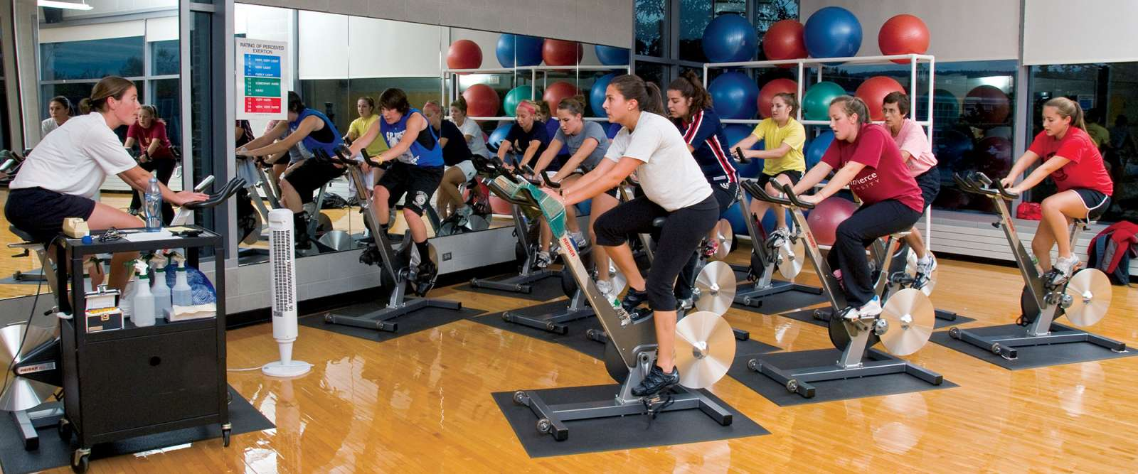 Recreational Sports: Spin Class