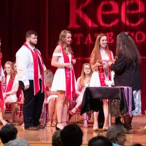 Keene State Nursing Graduates Embark on Fulfilling Careers