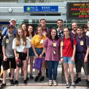 Geography Comes to Life for Students Traveling East Asia