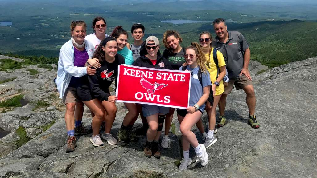 Admissions Monadnock Hike