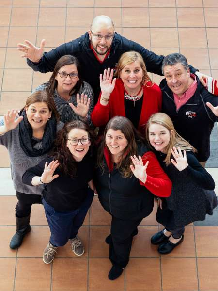 Admissions Counselors Group