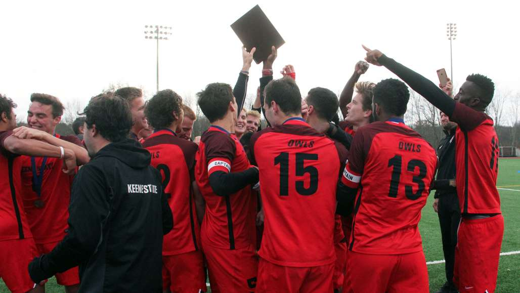 Men's Soccer, Little East Conference Champions