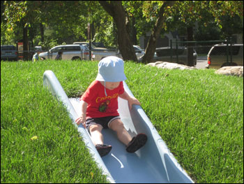 Innovative Outdoor Play Space Enhances Child Development Center 183 Keene State College