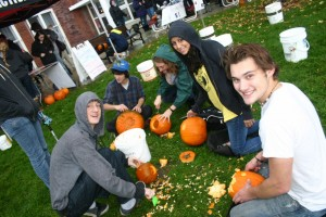 Pumpkin Lobotomy 2012