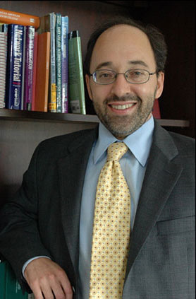 Dr. Andrew Harris, Dean of Arts and Humanities