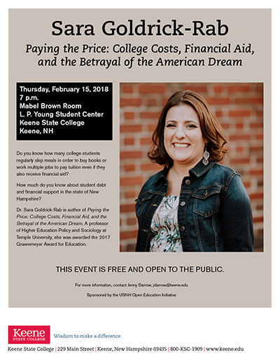 Paying the Price: College Costs, Financial Aid, and the Betrayal of the American Dream,